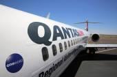 QantasLink — Stock Photo