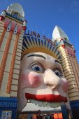Luna Park — Stock Photo