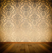 Vintage wallpaper background. — ストック写真