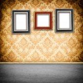 Cornici a parete. — Foto Stock