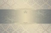 Wedding invitation template. — Stock Photo