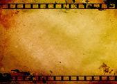 Grunge background with frame. — Stock Photo