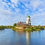 Vyborg Castle — Stock Photo #59312515