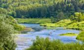 Ugra river — Stock Photo