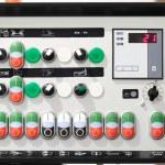 Machine control panel — Stock Photo #53009045