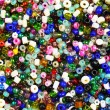Colorful beads background — Stock Photo #76721767