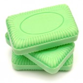 Green soap  — Stock Photo