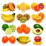 Fresh fruits — Stock Photo #58422447