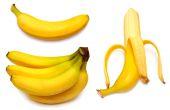Colección de plátanos — Foto de Stock