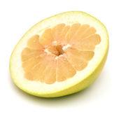 Half of pomelo fruit  — Stock Photo