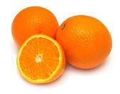 Zoete sinaasappelen vruchten — Stockfoto