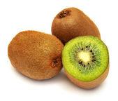 Sliced kiwi fruit — Stock Photo