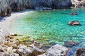 Petani Beach (Kefalonia, Greece) — 图库照片