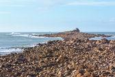 Atlantic coast spring view. — Stock Photo