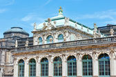 Zwinger palace (Dresden, Germany) — Stock Photo
