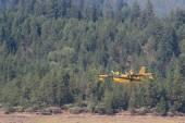 Firefighting plane  — Stock Photo