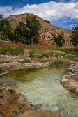 Mineral hot springs  — Stock Photo