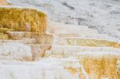 Colorful mineral deposits  — Stock Photo