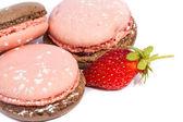 Fransız acıbadem kurabiyesi — Stok fotoğraf
