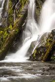 Waterfall up close — Stock Photo