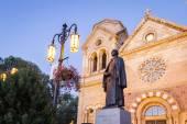 圣方济各大教堂 — 图库照片
