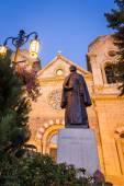 Basilica of Saint Francis of Assisi — Stock Photo