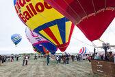 Ballon fiesta — Stock Photo