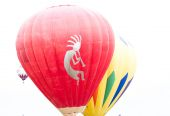 Southwestern balloon  — Stock Photo