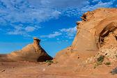 Sandstone desert — Stok fotoğraf