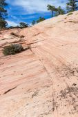 Sandstone landscape — Stock Photo