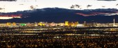 The Strip, Las Vegas Nevada — Stock Photo