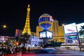 Paris in Las Vegas — Stock Photo