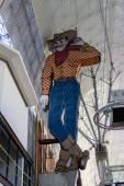 Cowboy Vic — Stockfoto