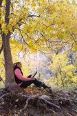 Autumn outdoors  — Stock Photo