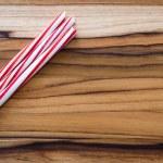 Peppermint sticks — Stock Photo #77802734