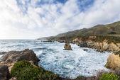 Coastal scene — Stock Photo