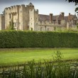 Постер, плакат: English castle and grounds