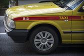 Токио такси — Стоковое фото