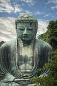 Japanese Buddha — Fotografia Stock