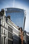 Fenchurch Street London — 图库照片