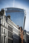 Fenchurch Street London — Stockfoto