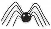 Halloween Spider — Stock Vector