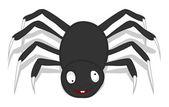 Dangerous Spider — Stock Vector