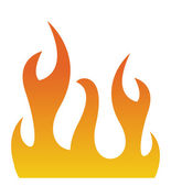 火 — 图库矢量图片