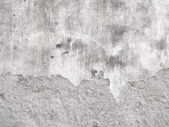 Cemented Ruins Wall Texture — Stock Photo