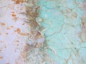 Dirty Cemented Wall Texture — Stock Photo