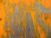 Scratchy Rusty Metal Texture — Stock Photo