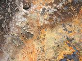 Грязные металлические поверхности — Стоковое фото