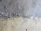 Cemented Wall Texture — Stock Photo