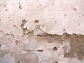 Damaged Cemented Wall Texture — Stock Photo